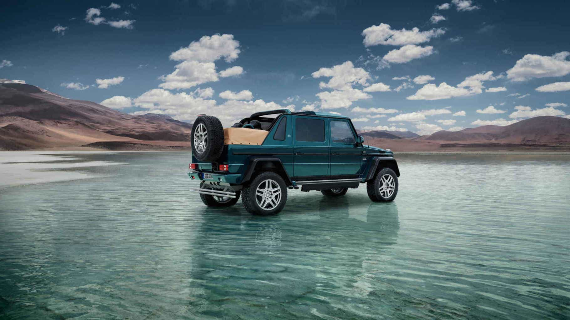 Mercedes Maybach G650 Landaulet1