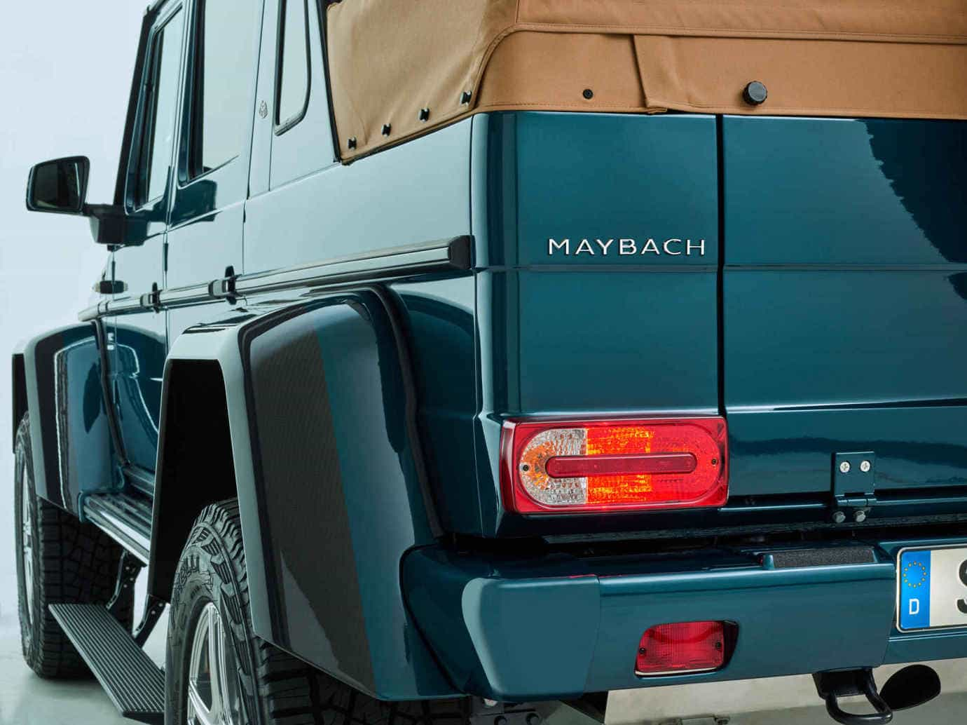 Mercedes Maybach G650 Landaulet2