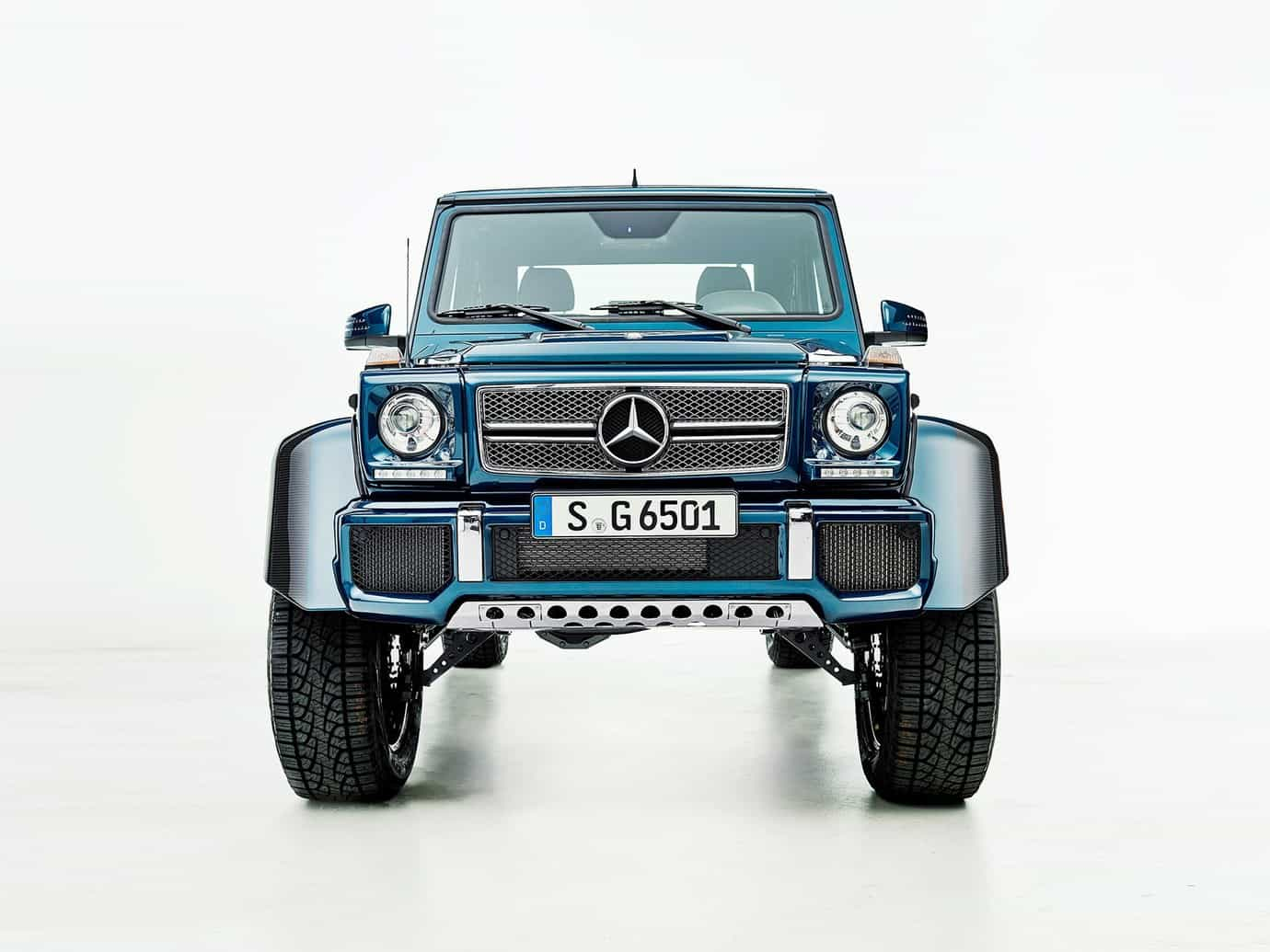 Mercedes Maybach G650 Landaulet6