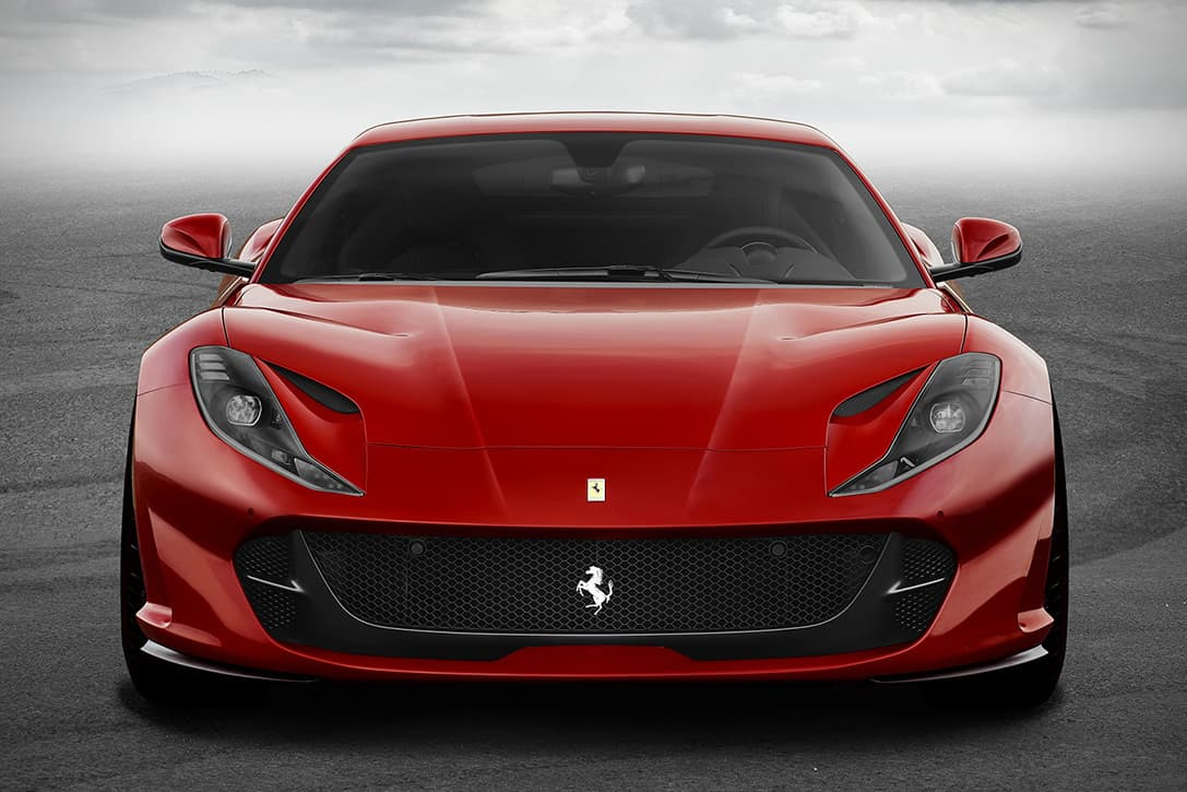 Ferrari 812 Superfast Berlinetta 2