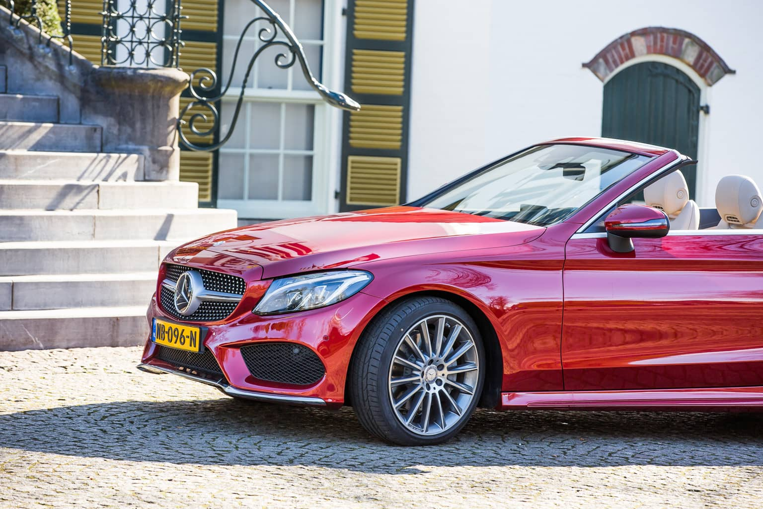 Mercedes C400 4Matic4