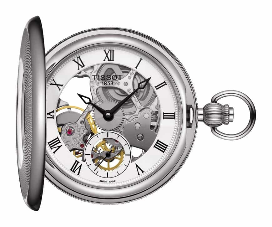 pocket watch 9