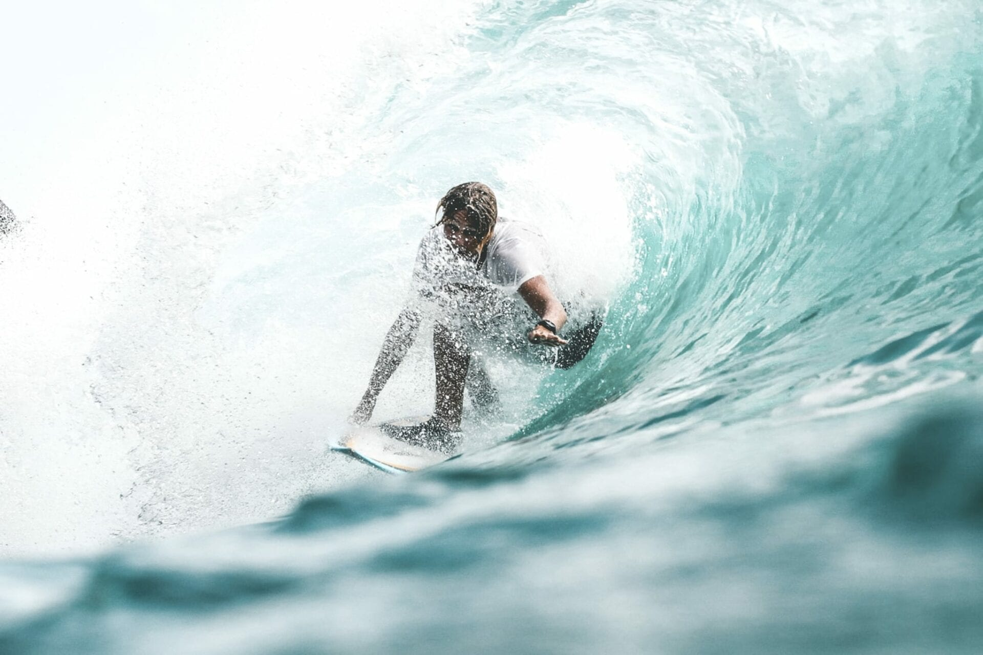 Surf video's
