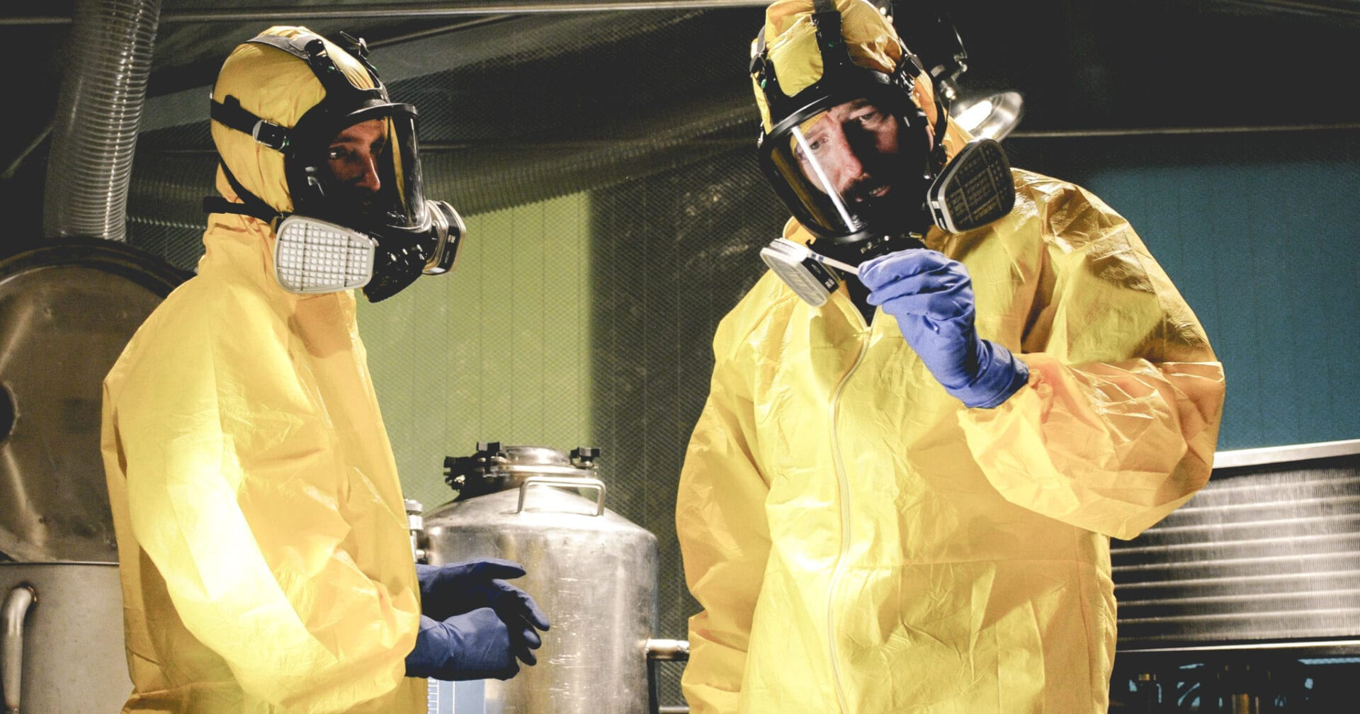 Breaking bad in real life