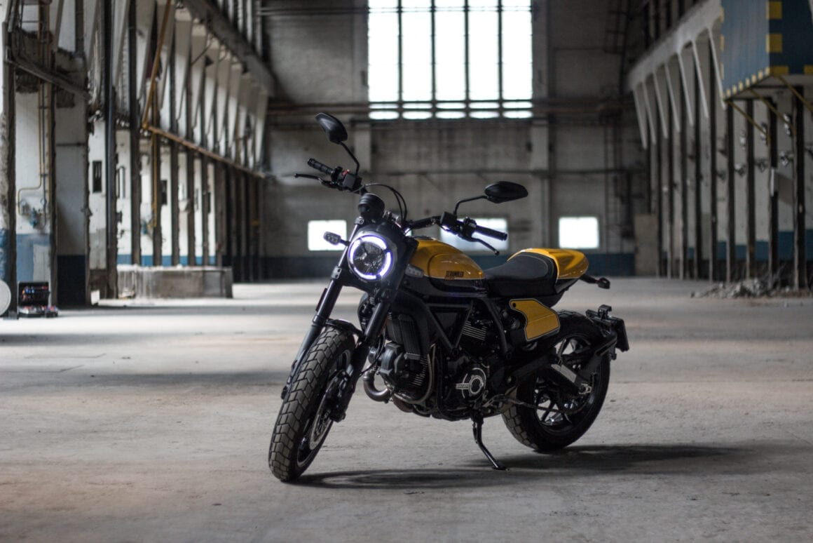Ducati Scrambler Full Throttle Overzicht
