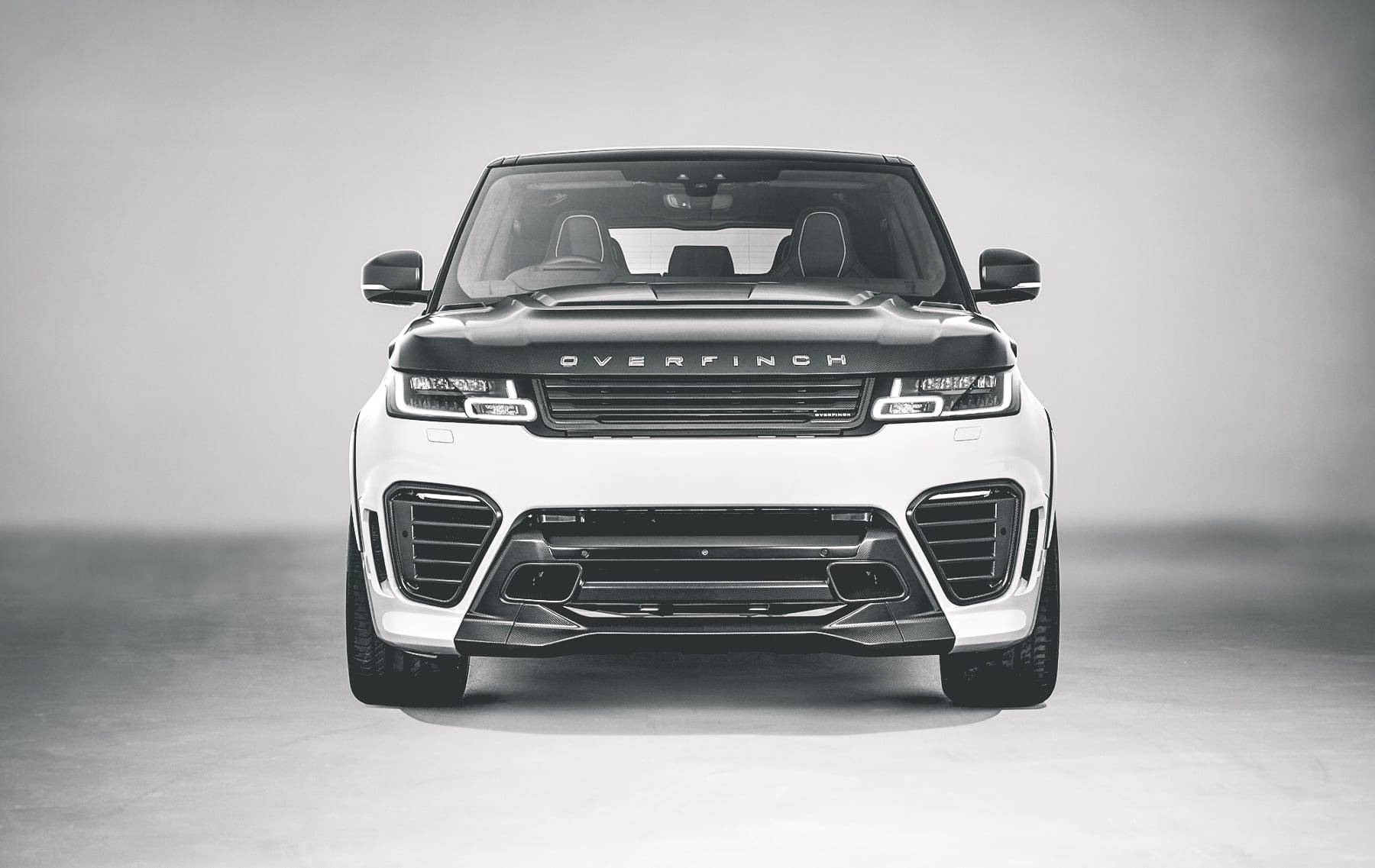 Overfinch geeft Range Rover Super Sport een brute make-over