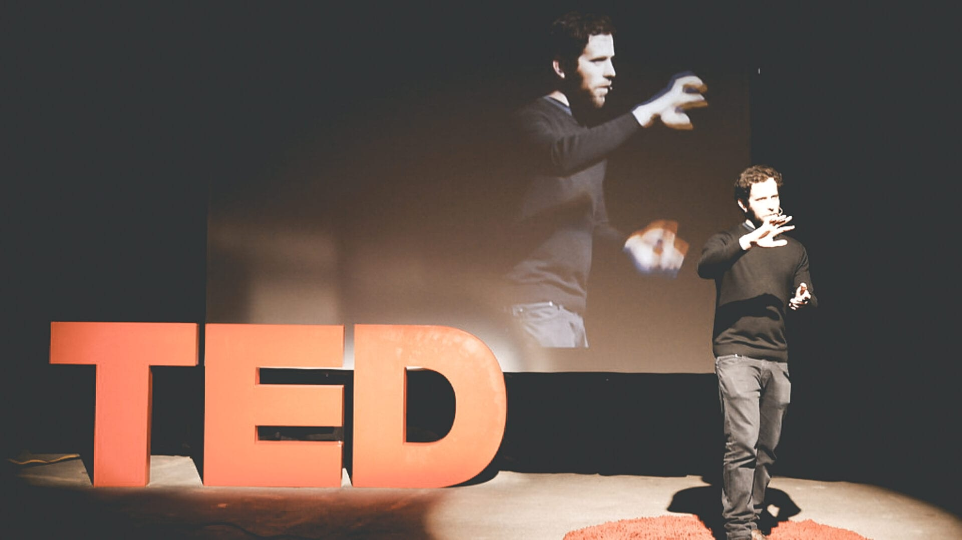 ted-talk header