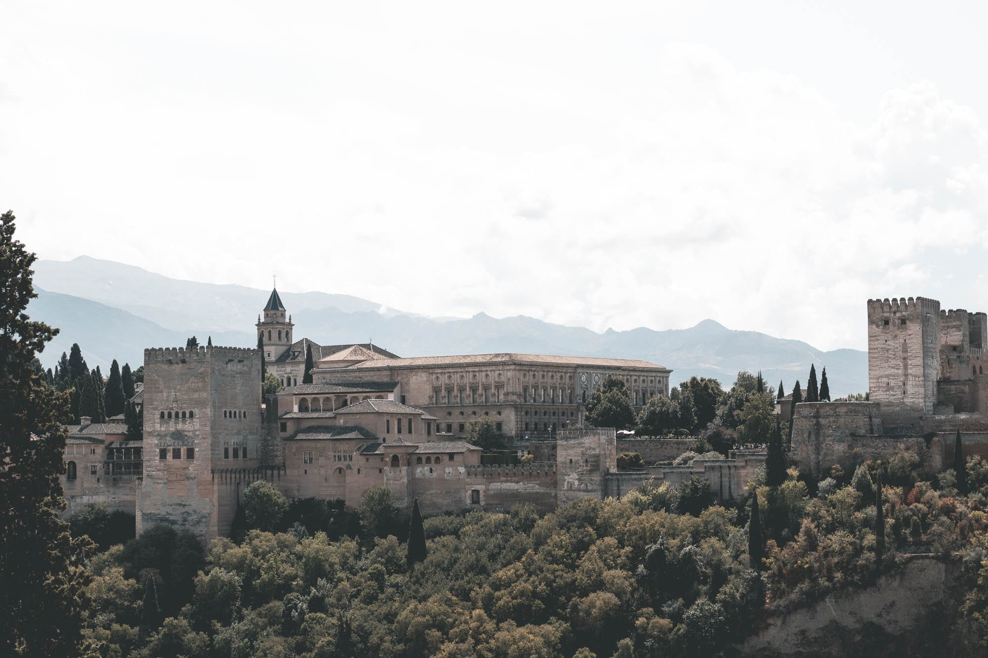Roadtrip Andalusië Alhambra 2