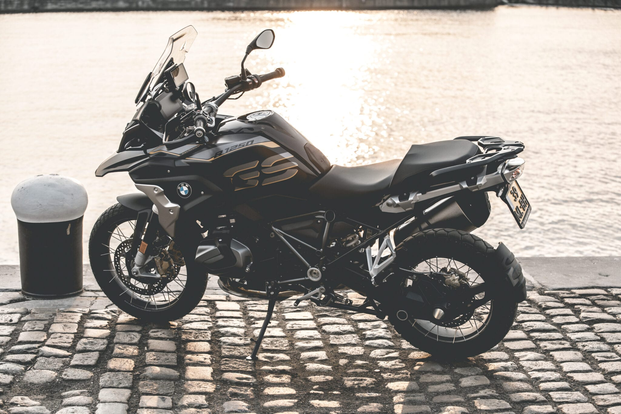 BMW R1250GS header