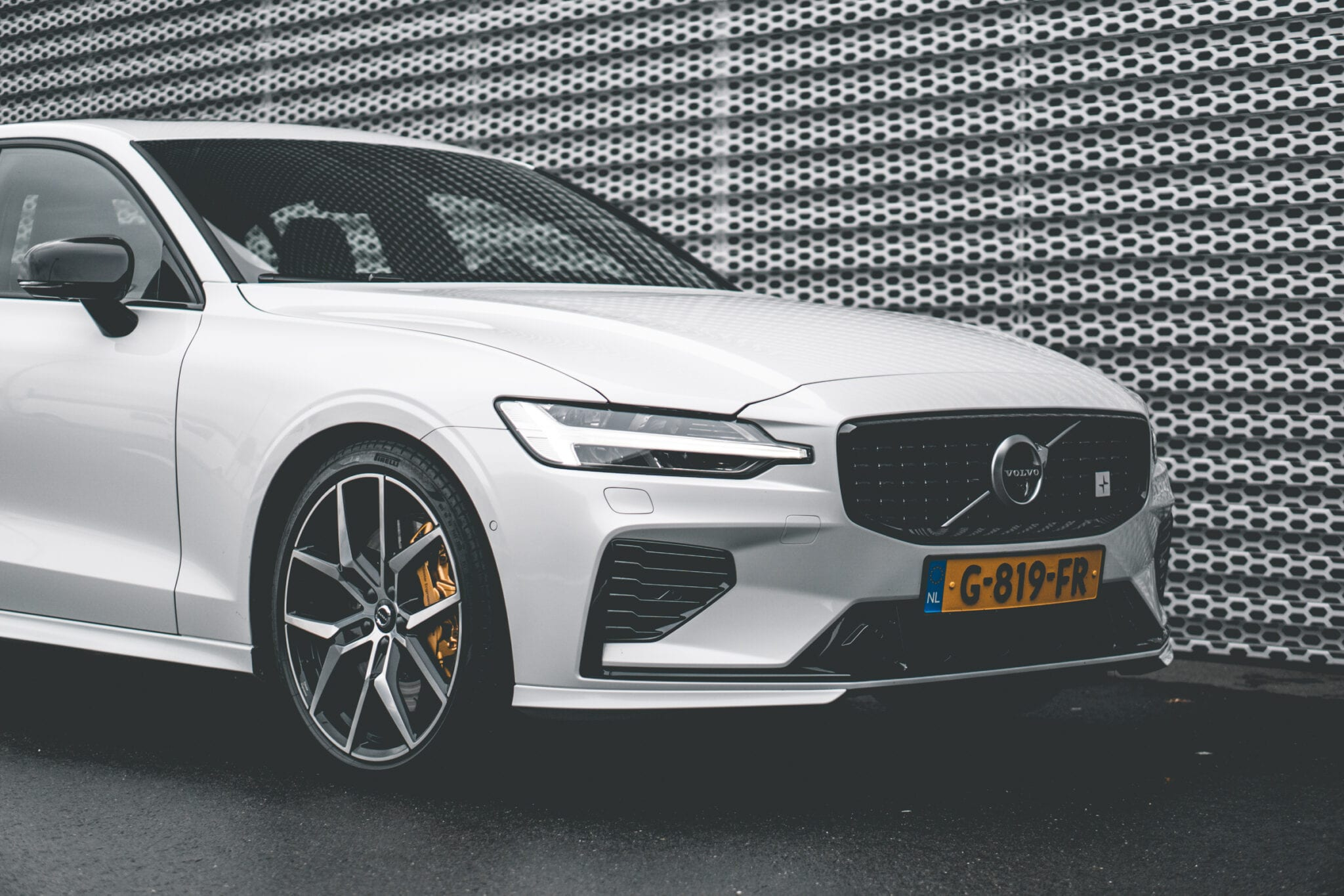Volvo S60 Polestar Engineered front