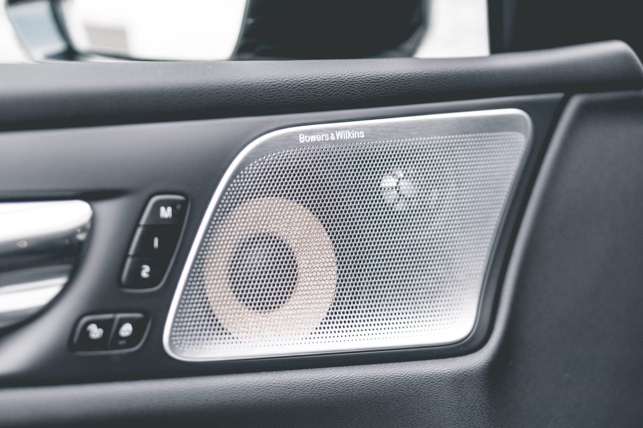 Volvo S60 Polestar Engineered audio