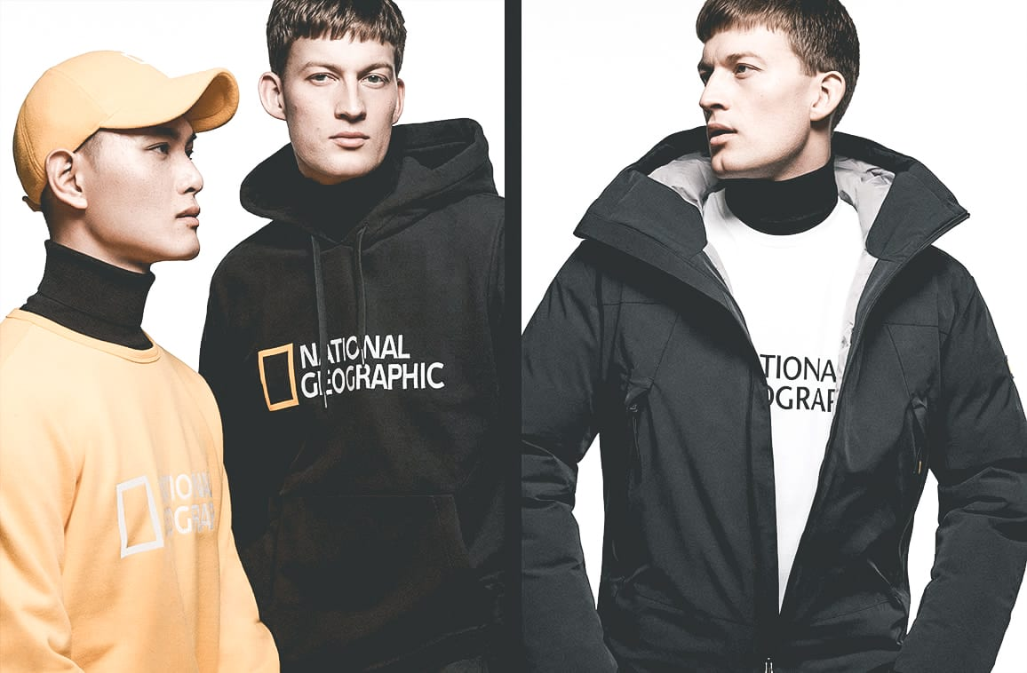 National Geographic streetwear