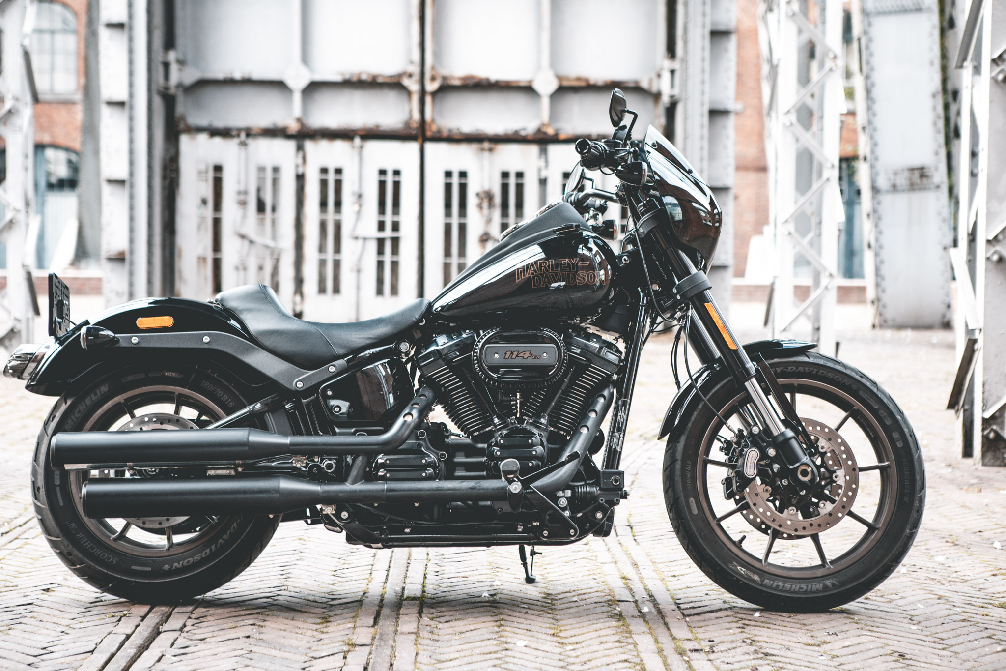 Harley Davidson 2020 Low Rider S black