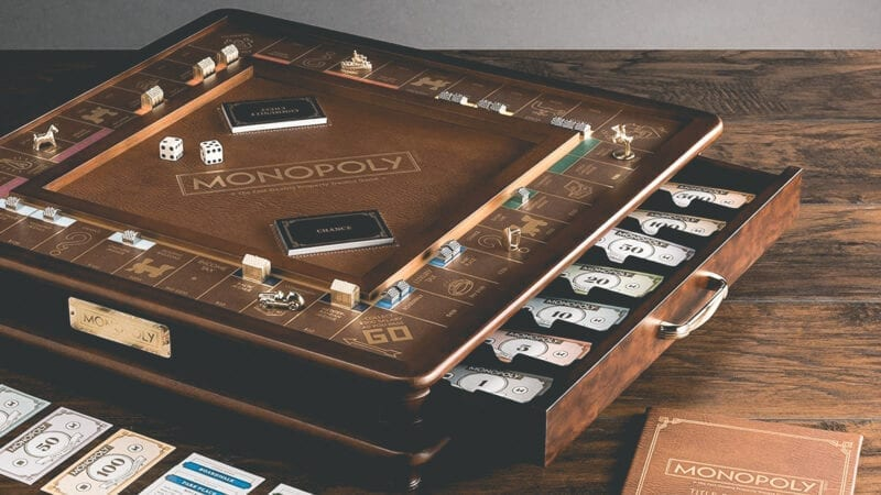 Monopoly luxe